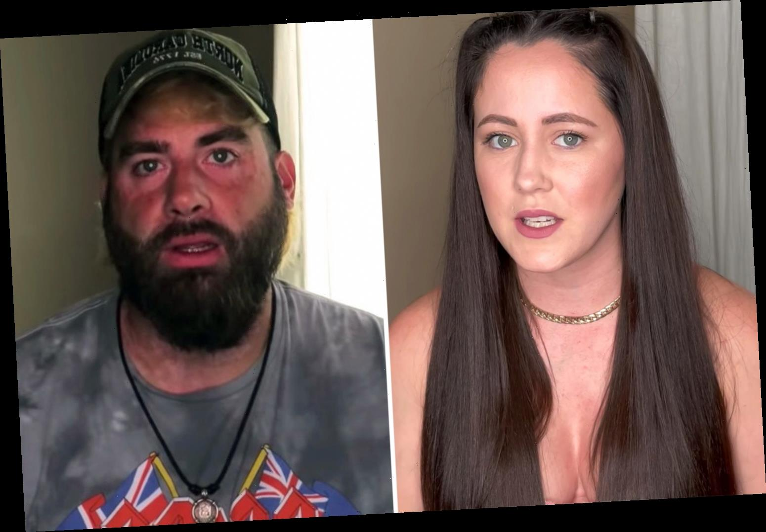 Jenelle Evans says husband David 'ruined' her career as she slams his 'attitude' in footage from 2019 after their split