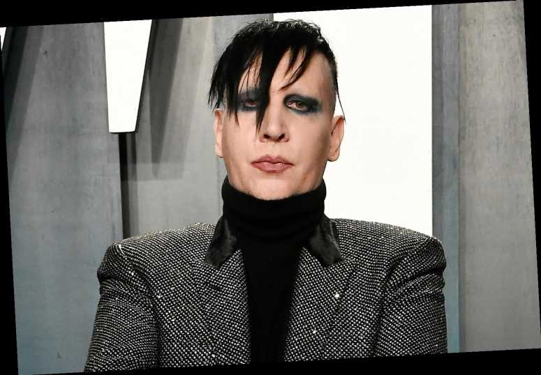 Marilyn Manson Calls Sexual Abuse Allegations Against Him 'Horrible Distortions of Reality'