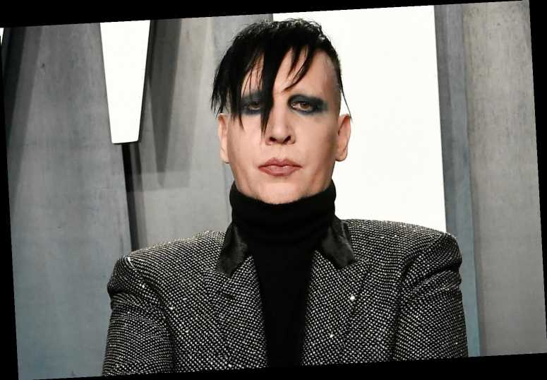 Marilyn Manson Is Reportedly Dropped by Longtime Manager amid Slew of Abuse Allegations