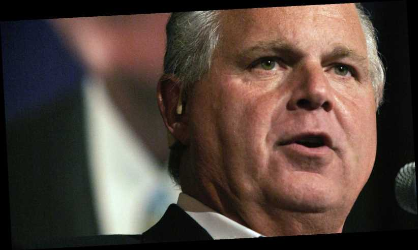 Inside Rush Limbaugh's Relationship With Trump