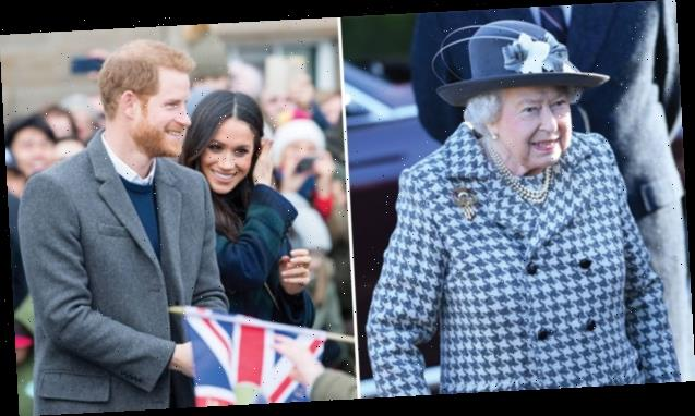 Queen Elizabeth Is 'Delighted' By Prince Harry & Meghan Markle's 2nd Pregnancy After Royal Rift