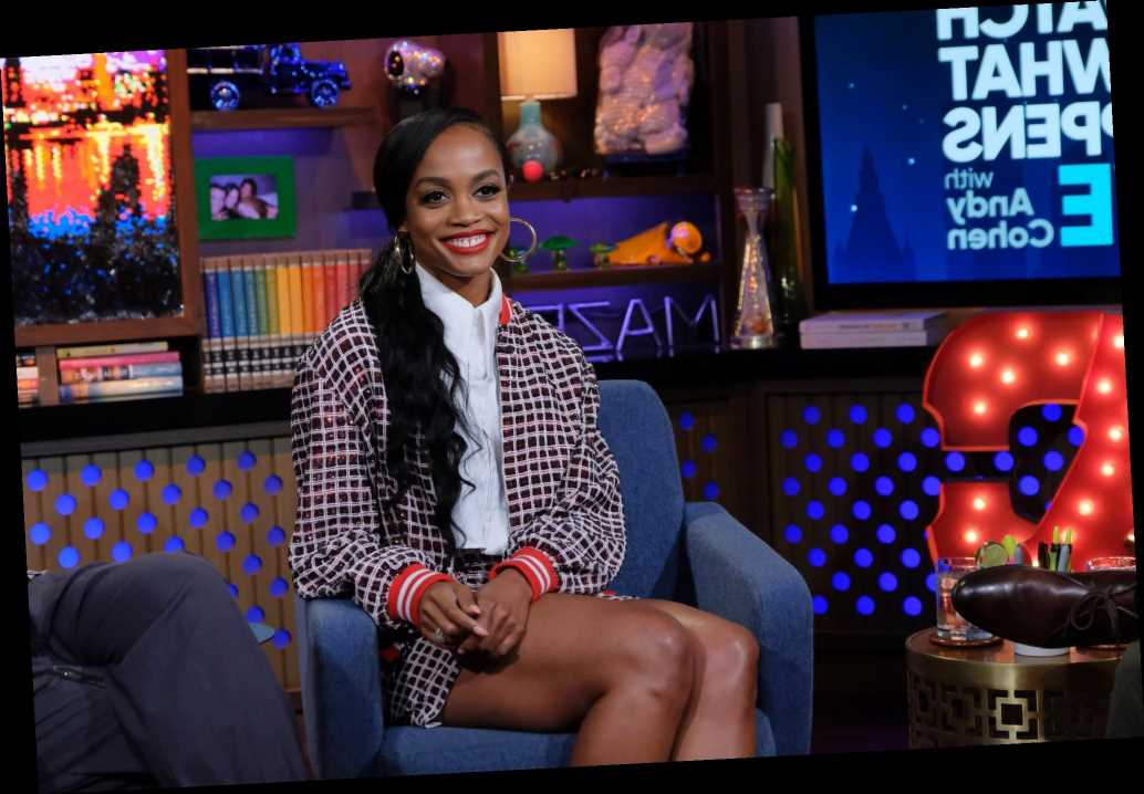 Would Rachel Lindsay Be Upset if Chris Harrison Returned? 'I Need To See What Happens'
