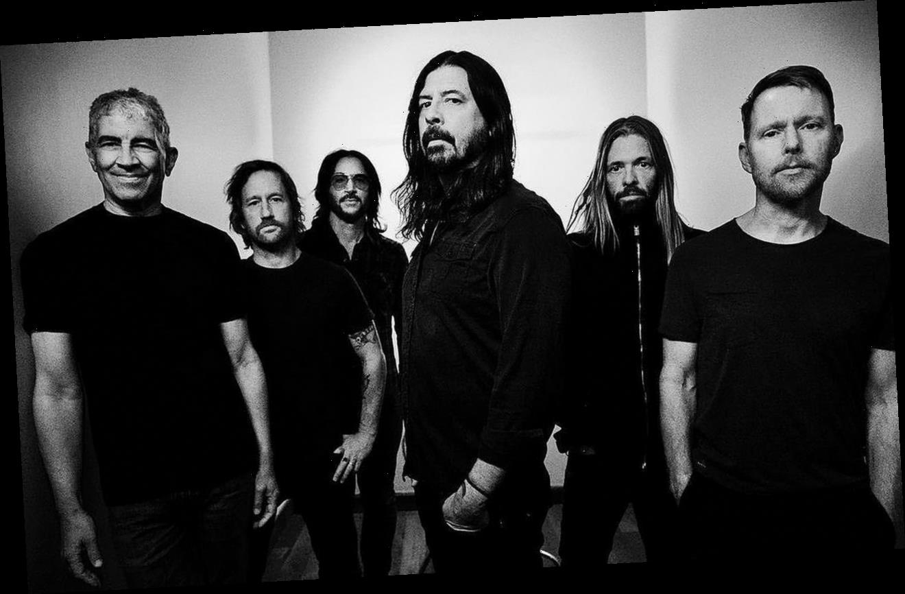 Foo Fighters Spooked by Ghosts While Recording New Album in Haunted Mansion