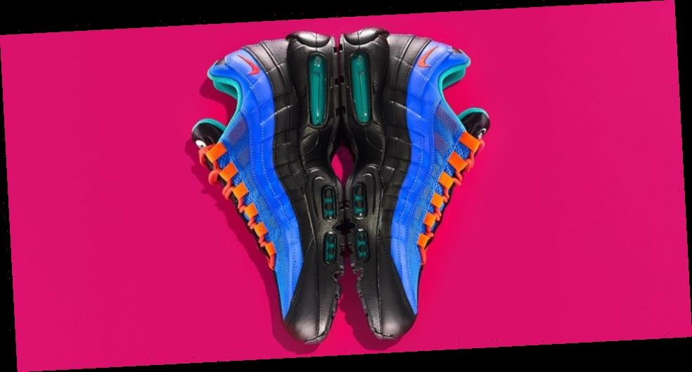 Coral Studios and Nike Reunite for Second Air Max 95 Collaboration