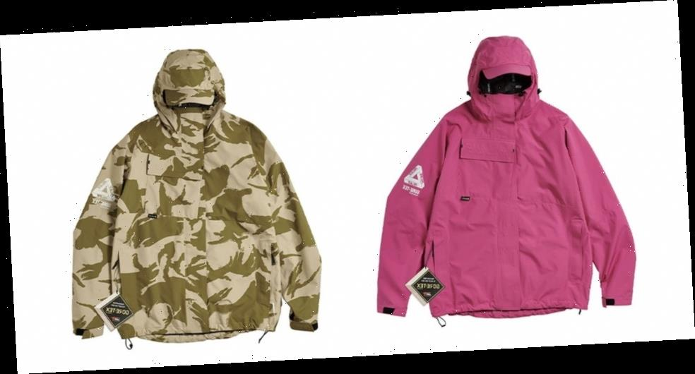 Palace Spring 2021 Outerwear