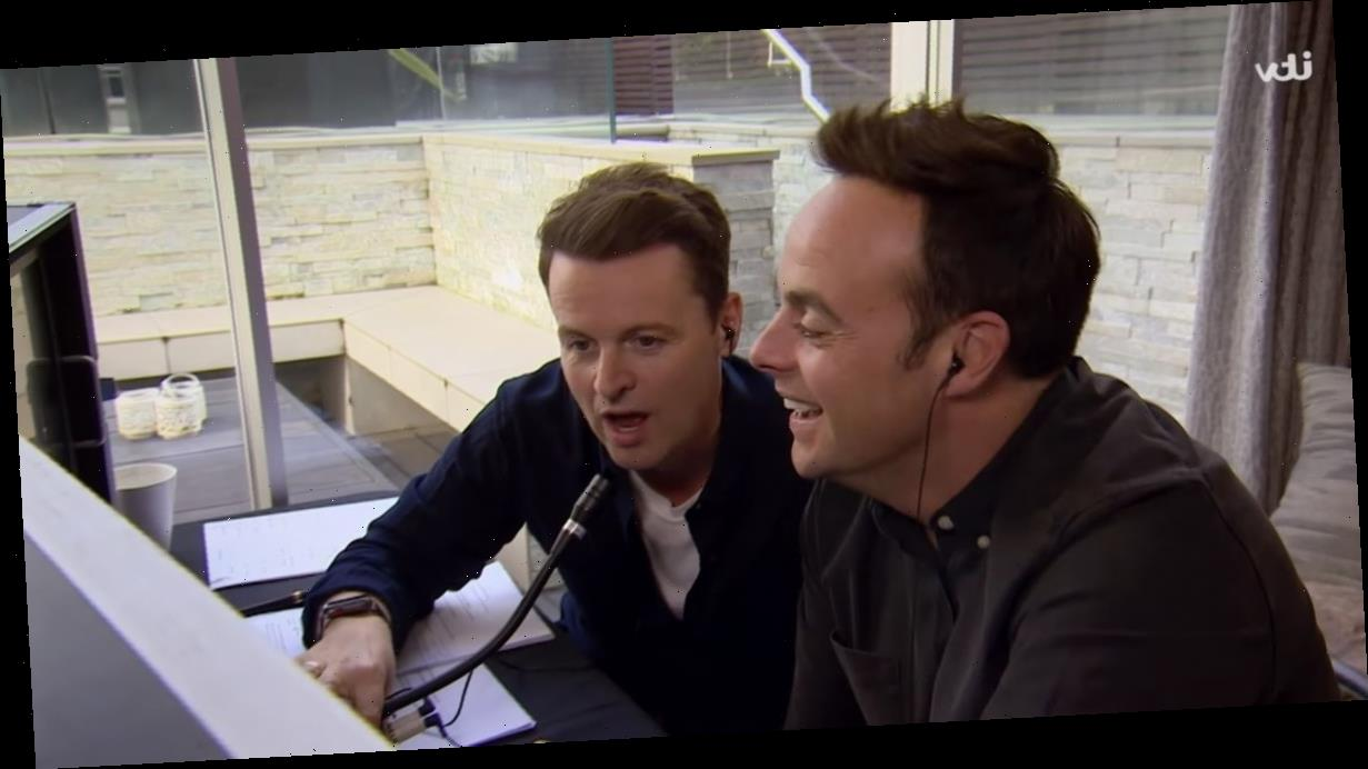 Ant and Dec rumbled as cause of Lorraine's 'strange' KSI chat