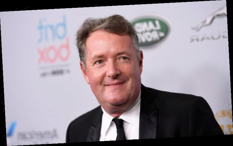 Where does Piers Morgan live?