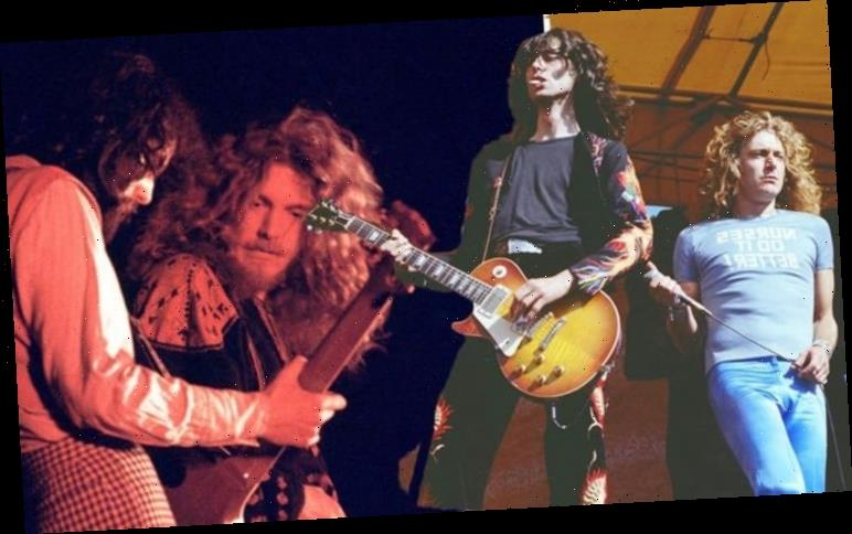 Why did Led Zeppelin not release singles?