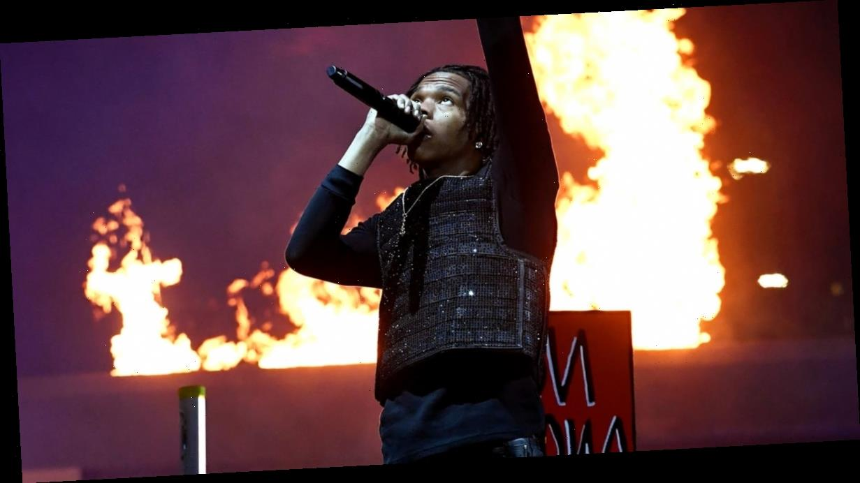 """""""Until Freedom"""": Joined by Tamika Mallory, Lil Baby Brings the Movement to the Grammys"""