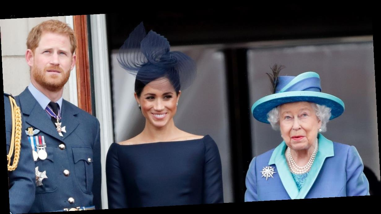 How have the Royal family responded to Meghan Markle and Prince Harry's bombshell interview?