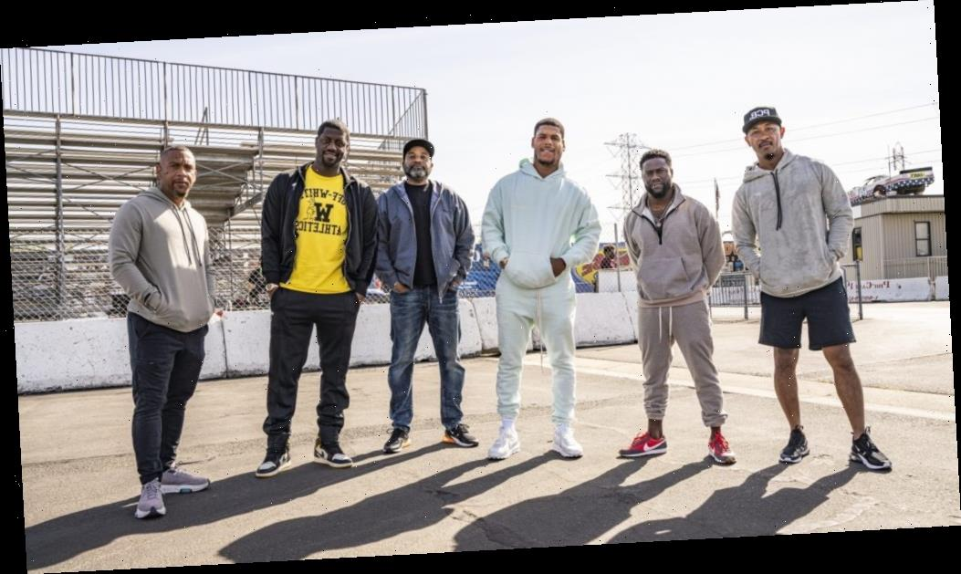 MotorTrend Greenlights 'Kevin Hart's Muscle Car Crew'; Kevin Hart & The Plastic Cup Boyz To Star In Original Automotive Series