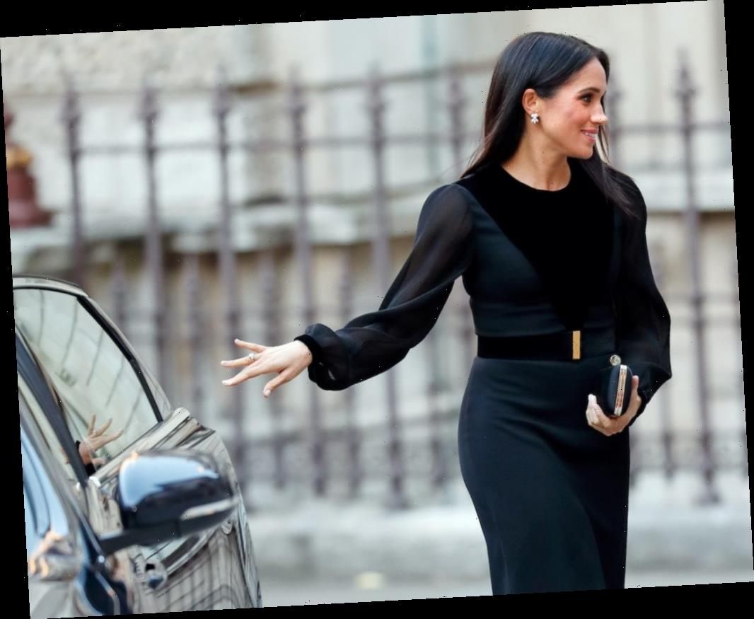 Meghan Markle's Insanely Expensive Oprah Interview Dress Proves She's Still Out of Touch