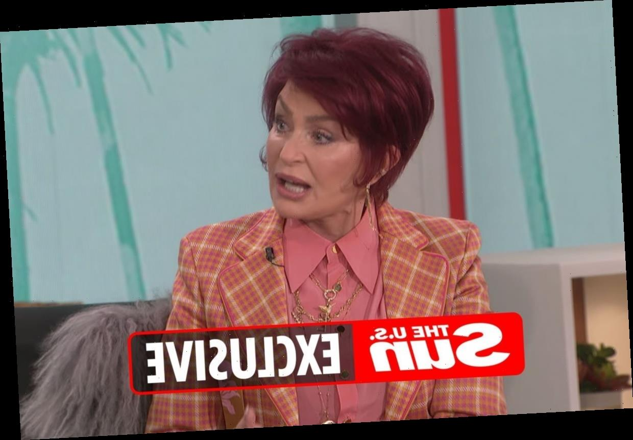 The Talk staffers certain Sharon Osbourne 'will NOT return to the show' as she 'negotiates exit with network execs'