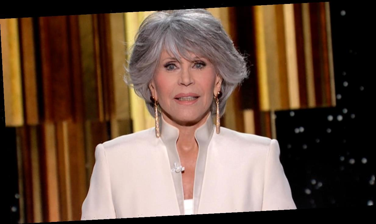 Jane Fonda Calls Out HFPA Diversity Issues with Incredible Speech on Inclusivity at Golden Globes