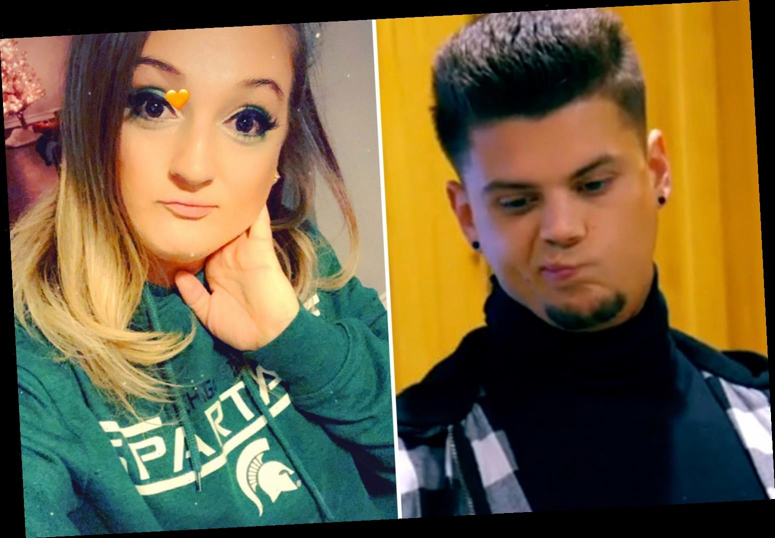 Teen Mom star Tyler Baltierra devastated as he learns addict sister Amber relapsed & is 'drinking again'