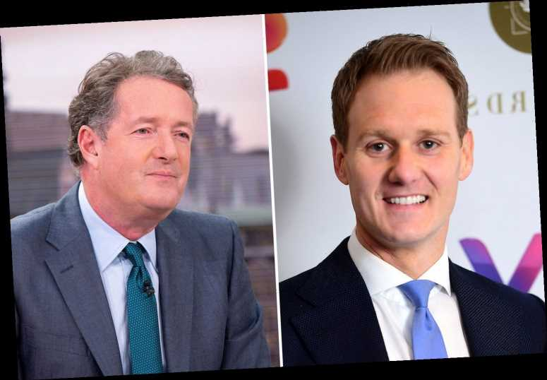 Piers Morgan taunted by news rival Dan Walker as he invites ex-GMB host onto BBC Breakfast to 'talk about' shock exit