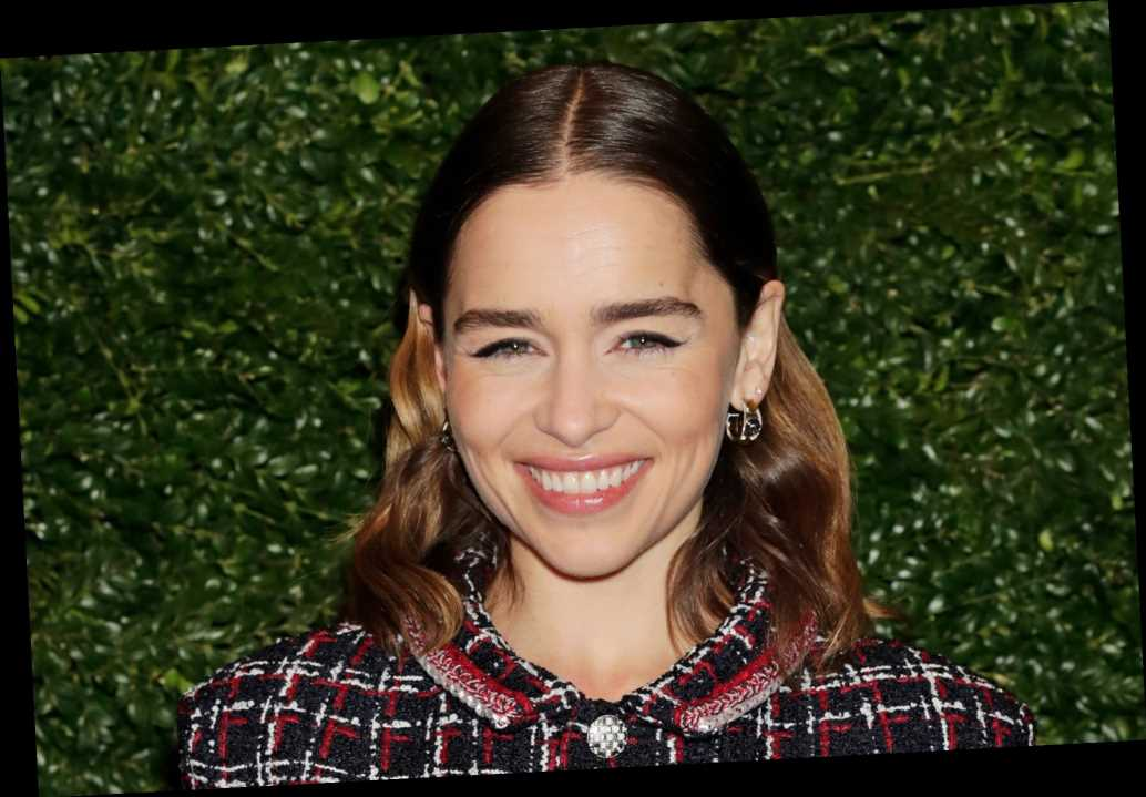 Emilia Clarke told off a facialist who said she 'needed fillers' at 28