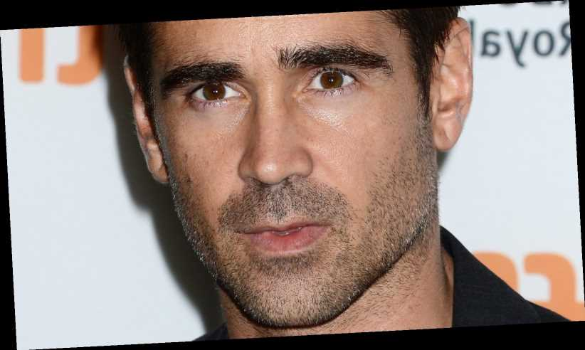 Why Colin Farrell's Eyebrows Are Causing Such A Stir