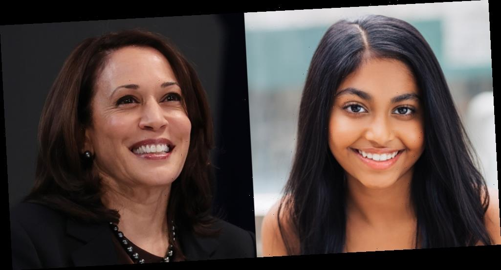 The Mighty Ducks' Sway Bhatia Opens Up About How Kamala Harris Inspired Her