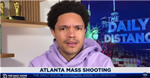 Late Night Gets Serious About the Georgia Shootings
