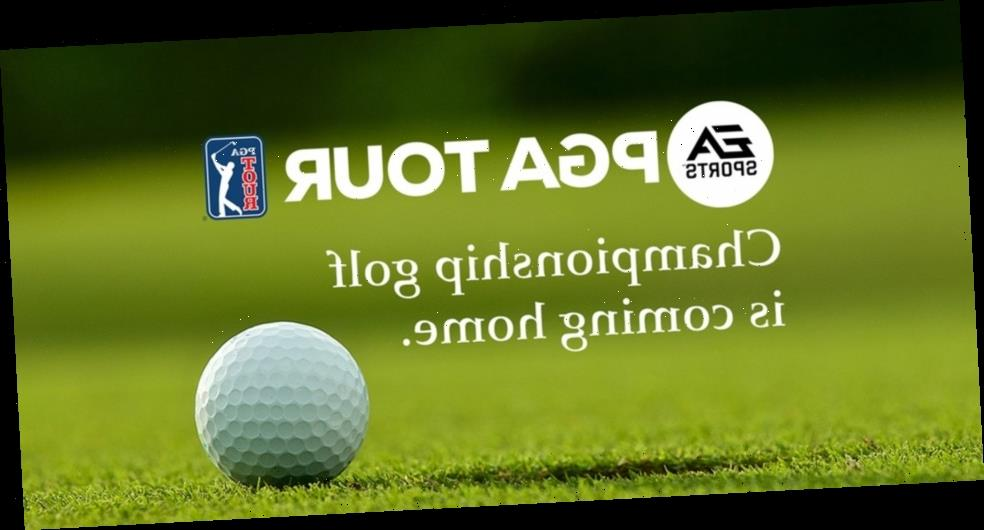 EA Sports is Bringing Back Its 'PGA Tour' Golf Game for the First Time Since 2015
