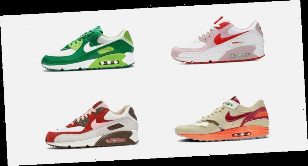 GOAT Celebrates Air Max Day With the Best Air Max Releases of 2021