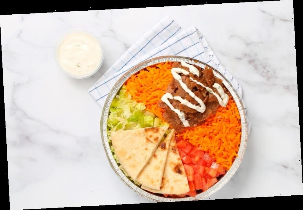 Halal Guys Launches a Plant-Based Gyro Option