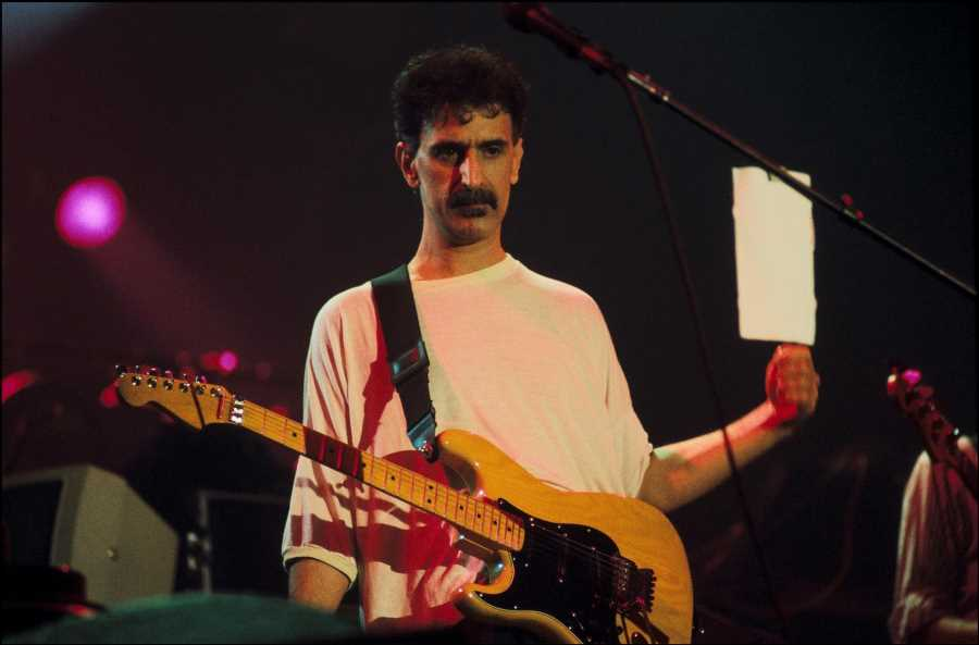 Frank Zappa's Final U.S. Concert in 1988 Set for First-Ever Release