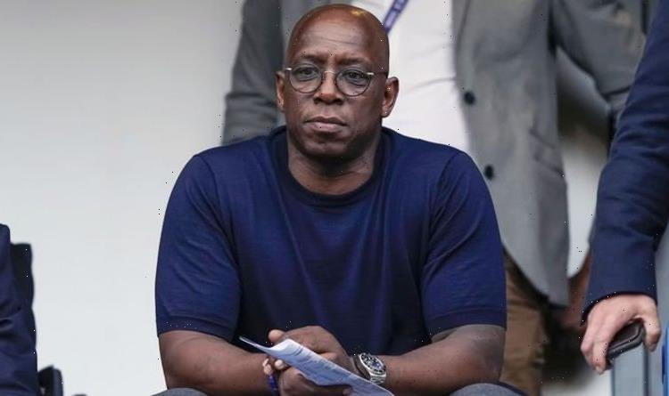 Ian Wright says cruel stepdad made him face a wall during Match of Day