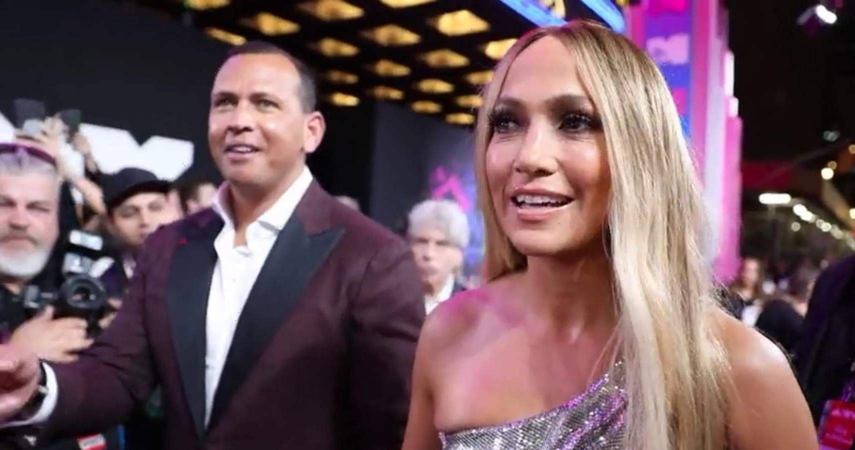 Jennifer Lopez Continues To Partner With Alex Rodriguez After Their Split