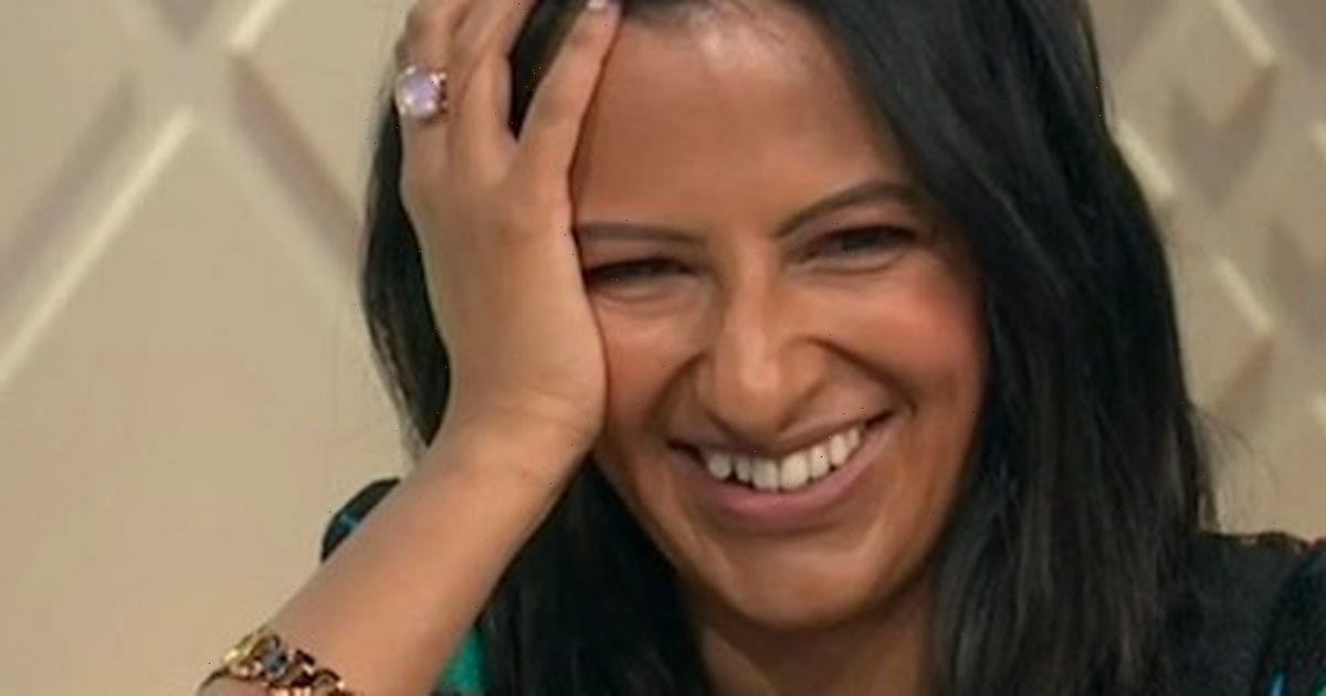 Lorraine fans distracted after spotting Ranvir Singh's 'stunning' hair makeover