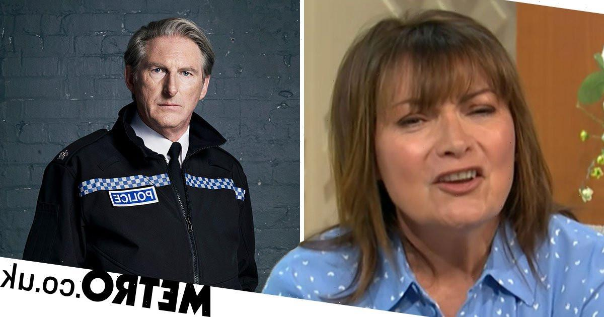 Lorraine will be devastated if Line Of Duty's mysterious H is Ted Hastings