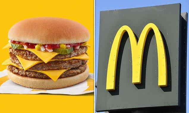 McDonald's delights fans by offering 99p Triple Cheeseburgers