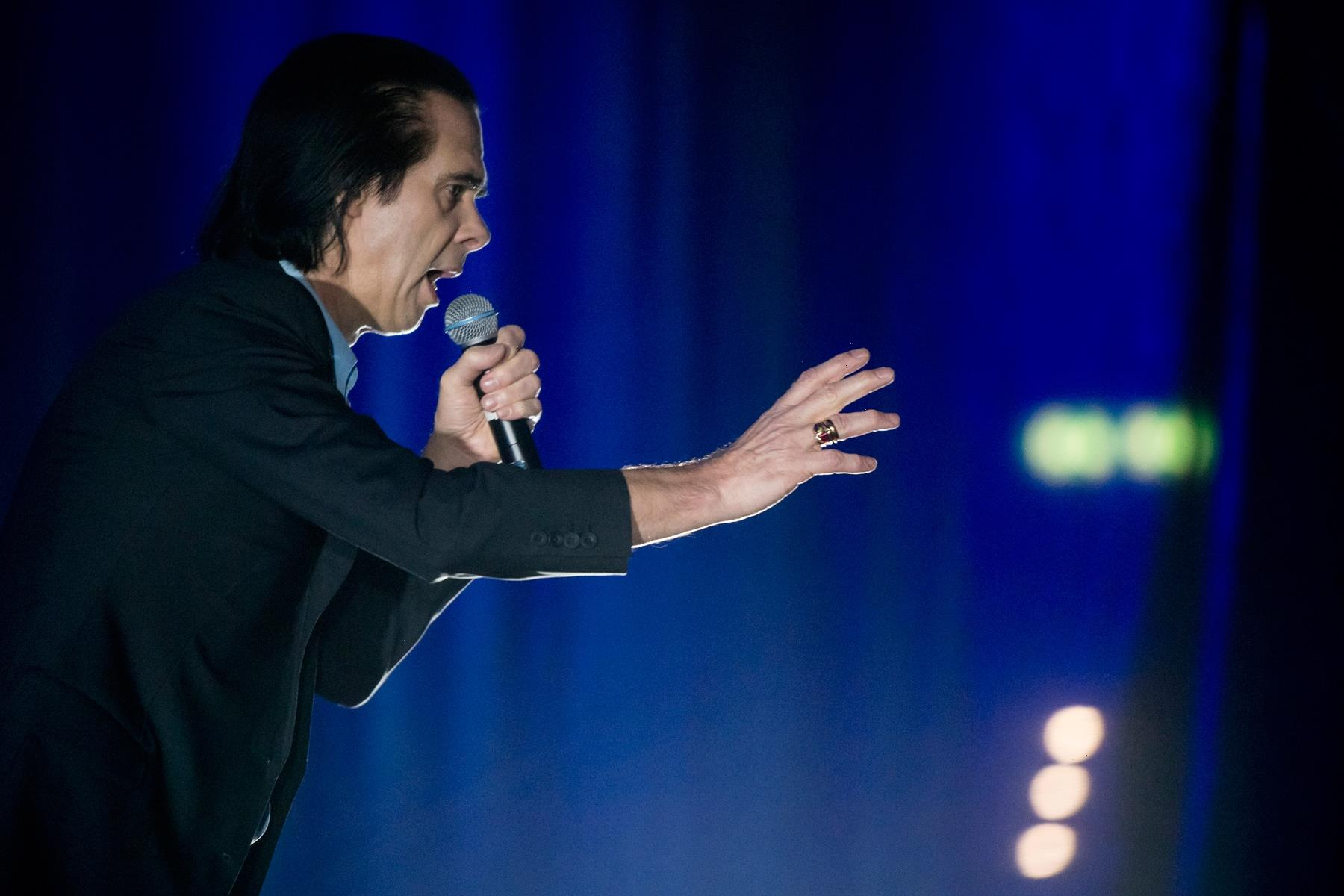 Nick Cave Pays Tribute to Anita Lane: 'The Smartest and Most Talented of All of Us'