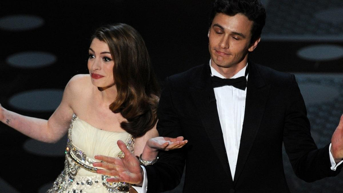 Oscar Writers Reveal How Awkward It Got Between James Franco and Anne Hathaway During Hosting Gig