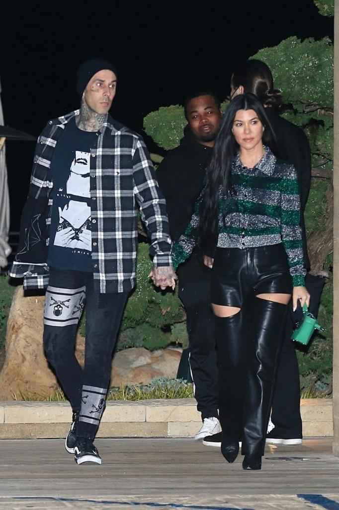 Scott Disick is 'having a hard time' with Kourtney K and Travis Barker's relationship