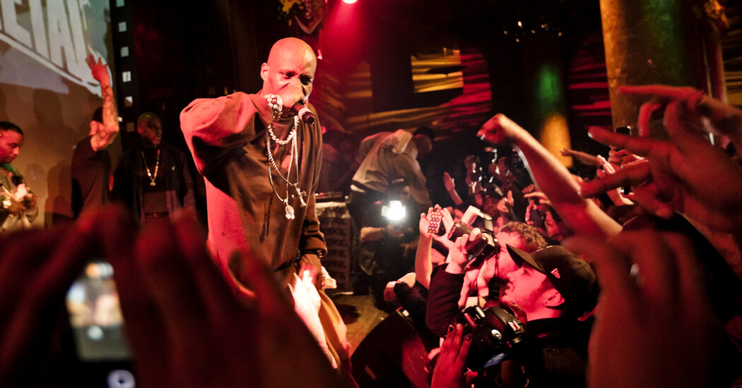 The Telling of DMX's Life Story