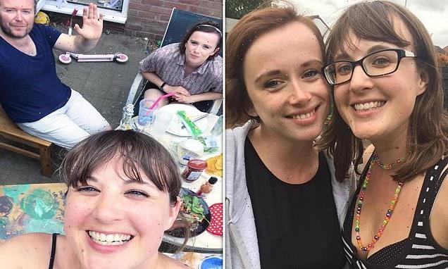 Woman, 35, reveals she is 'best friends' with her partner's ex-wife