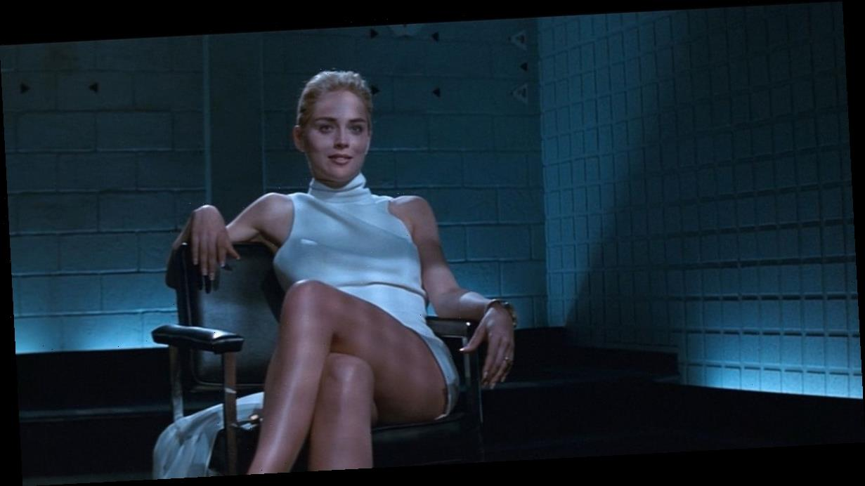 Sharon Stone was told she wasn't sexy enough for big roles before Basic Instinct