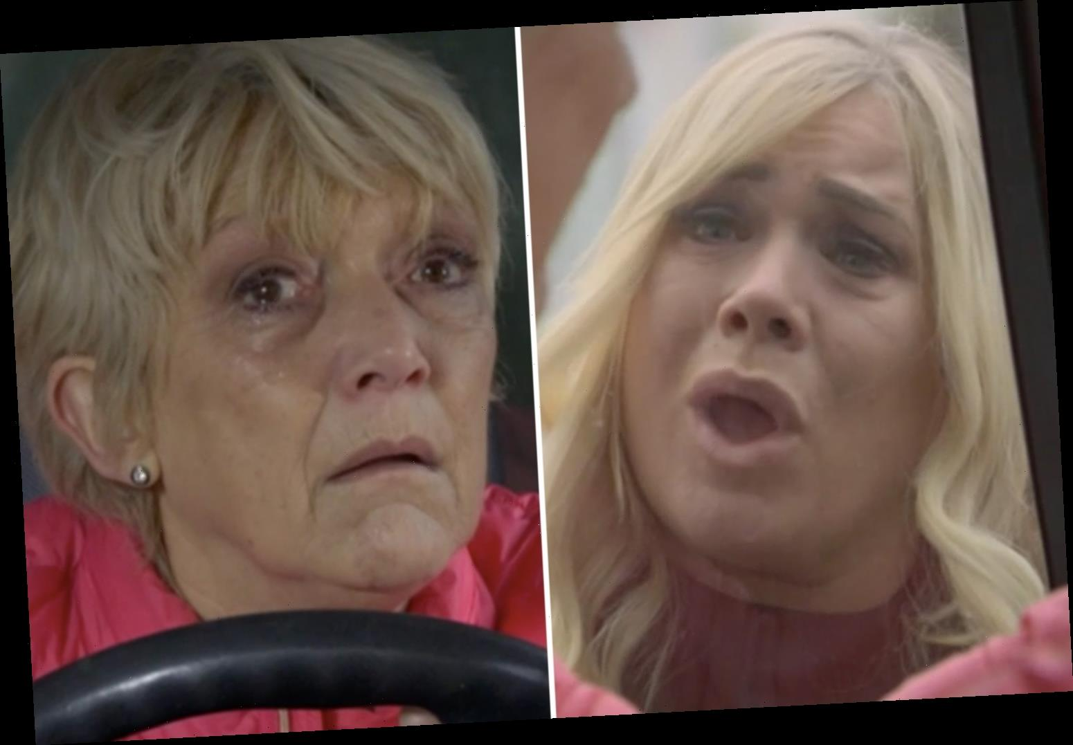 EastEnders fans in tears as Jean Slater attempts ultimate sacrifice for daughter Stacey