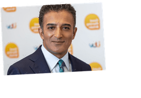 Adil Ray reveals he's hosting Good Morning Britain in Piers Morgan's slot for the whole of April