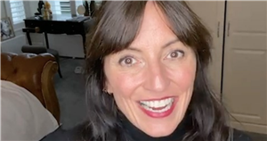 Davina McCall says going through the menopause felt like kicking heroin with blurry vision and night sweats