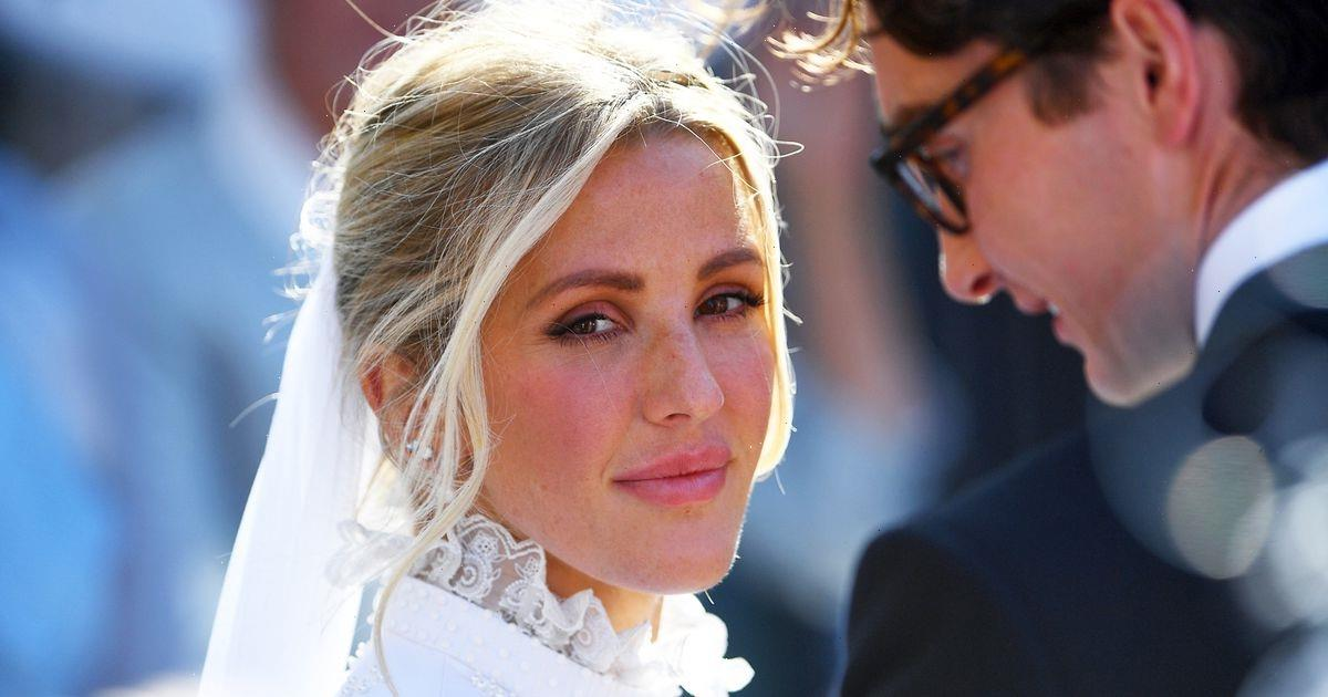 Ellie Goulding formally announces son's name as Arthur in newspaper