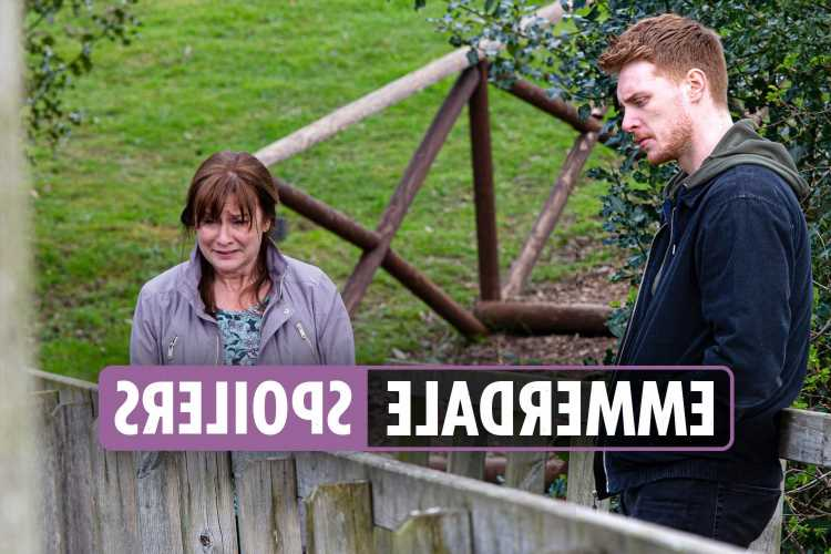 Emmerdale spoilers: Luke Posner makes shock confession to mum Wendy and forces her to lie for him