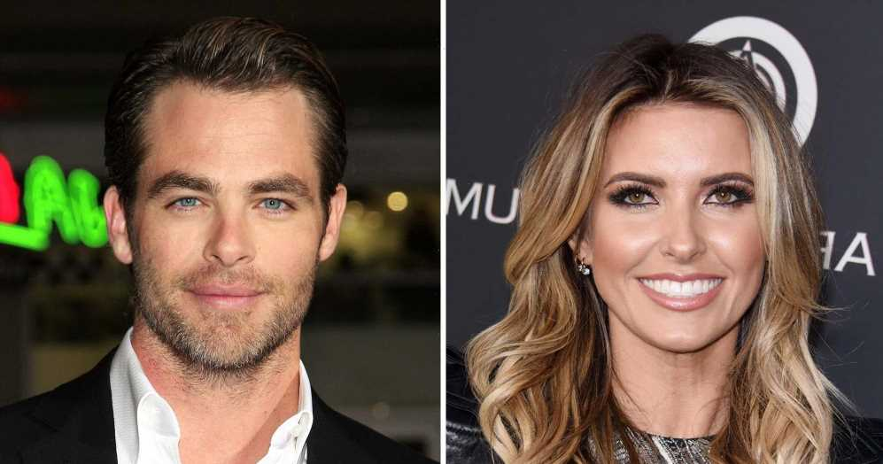 Kiss and Tell! Yes, Audrina Patridge Really Did Date Chris Pine