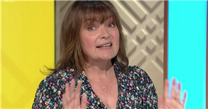 Lorraine fans divided during teary hug segment as sweet moment called 'staged'