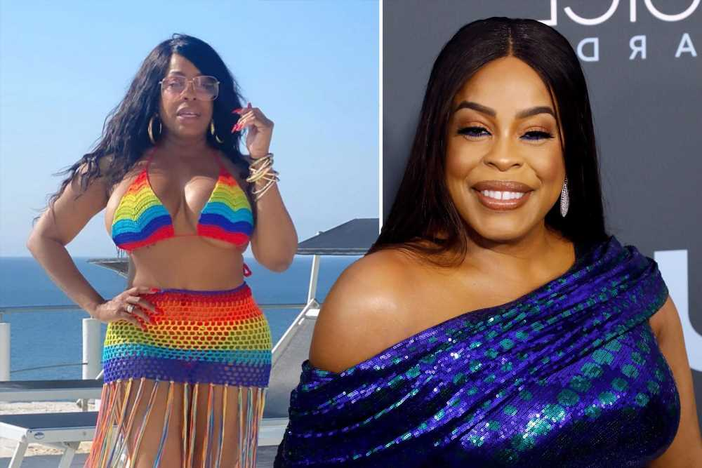 Niecy Nash says she 'would love' to star in strip club drama 'P-Valley'