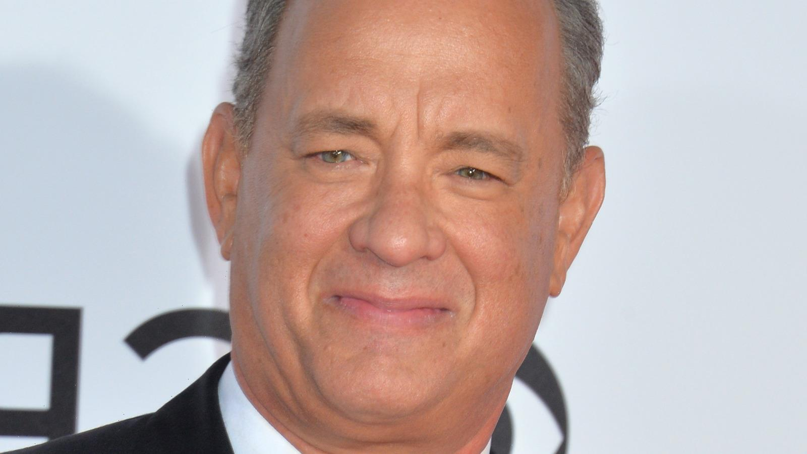 The Surprising Job Tom Hanks Had Before He Was Famous
