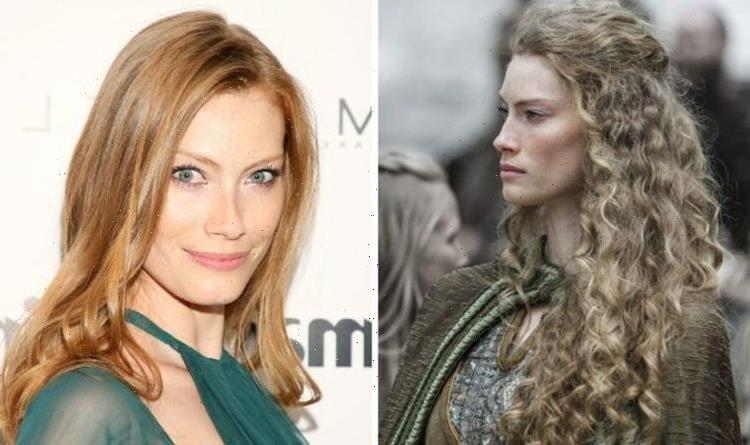 Vikings' Aslaug star Alyssa Sutherland lands horrific new role away from History series