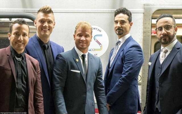 Backstreet Boys Hope for Super Bowl Halftime Show After Turning It Down During Their Heyday